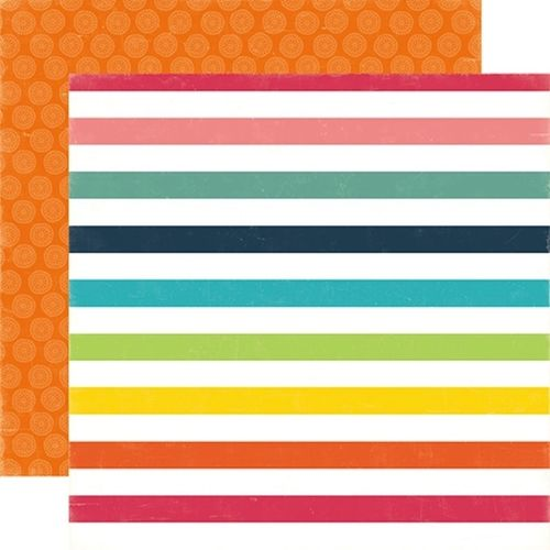 "Echo Park Summer Party Cardstock 12""X12"""