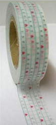 Miscellany - Washi Tape - Love Hearts